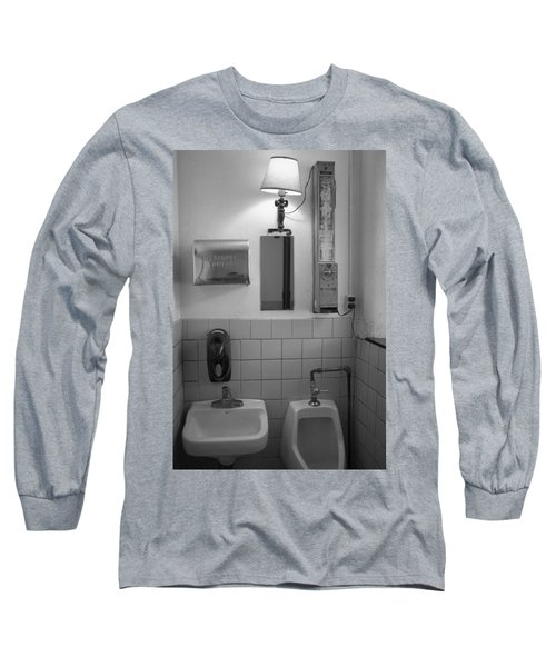 Mens Room Long Sleeve T-Shirt
