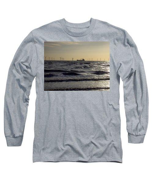 Mersey Tanker Long Sleeve T-Shirt