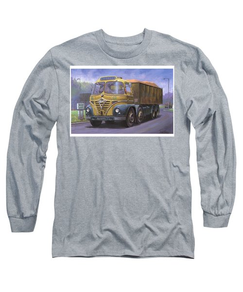 Mickey Mouse Foden. Long Sleeve T-Shirt