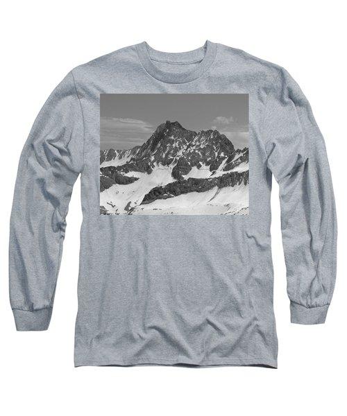 406429-e-middle Palisade Bw Long Sleeve T-Shirt