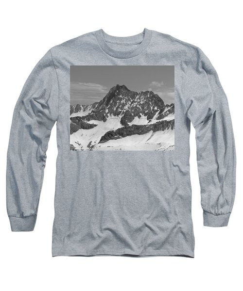 406429-e-middle Palisade Bw Long Sleeve T-Shirt