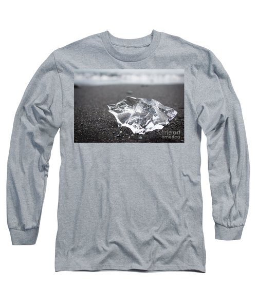 Long Sleeve T-Shirt featuring the photograph Millennium Ice by Peta Thames