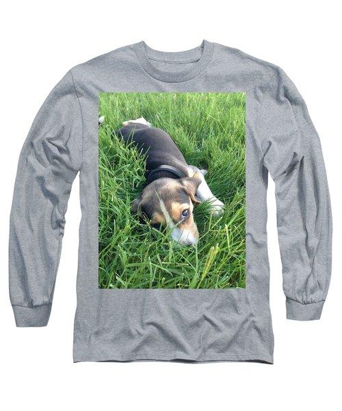 Milo Long Sleeve T-Shirt
