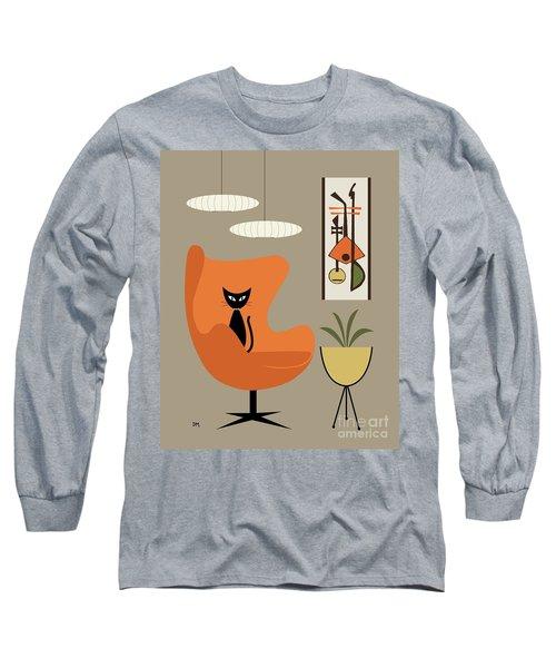 Mini Gravel Art 2 Long Sleeve T-Shirt