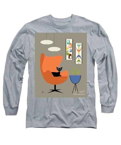 Mini Oblongs And Mobile Long Sleeve T-Shirt
