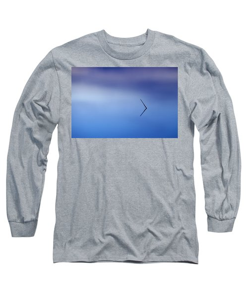 Minimalistic Long Sleeve T-Shirt