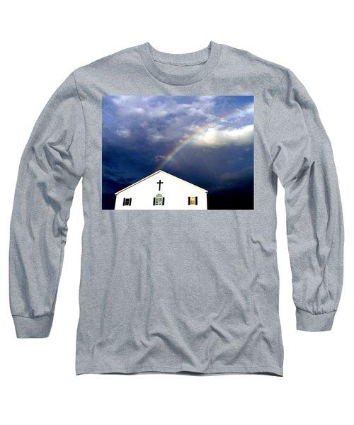 Miracle Birth Today Long Sleeve T-Shirt
