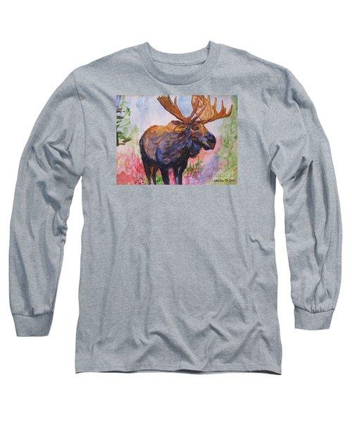 Mister Moose Long Sleeve T-Shirt