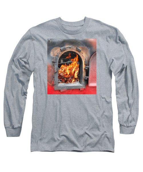 Money 2 Burn Long Sleeve T-Shirt