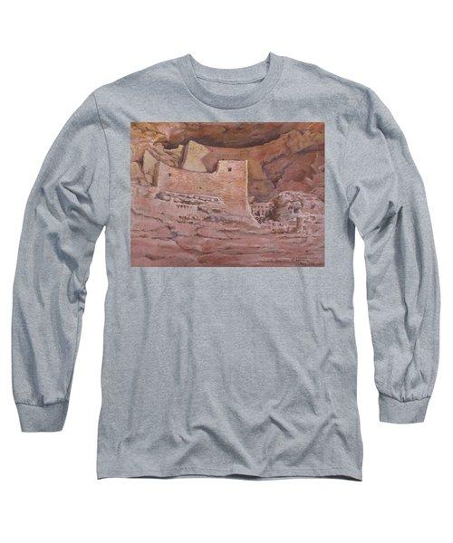 Montezumas Castle Long Sleeve T-Shirt
