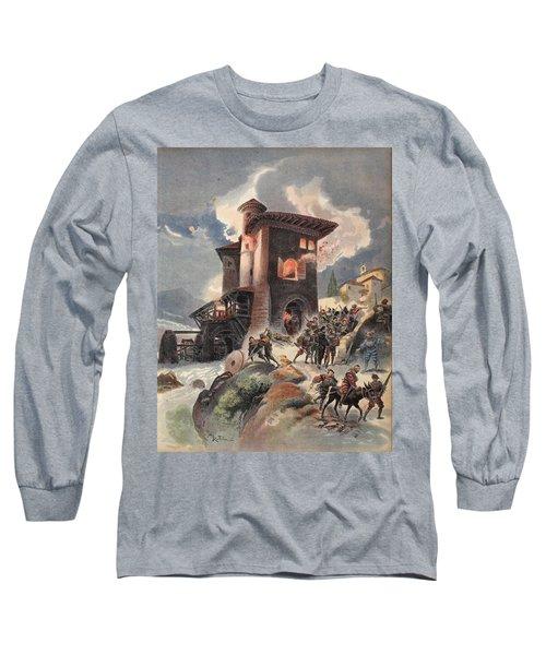 Montlue Seizes The Moulins Dauriol Long Sleeve T-Shirt