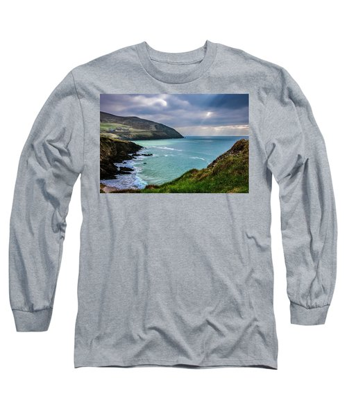Moody Weather At Slea-head Long Sleeve T-Shirt