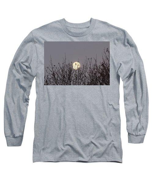 Moon Fall Long Sleeve T-Shirt