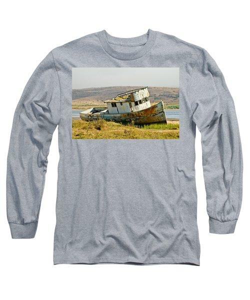 Morning At The Pt Reyes Long Sleeve T-Shirt