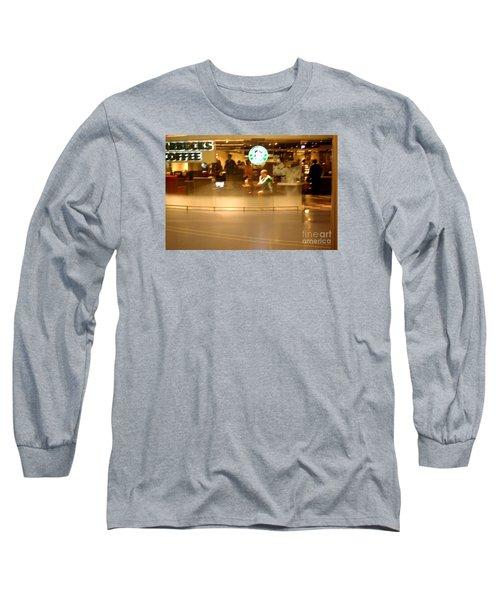 Morning Buzz Long Sleeve T-Shirt