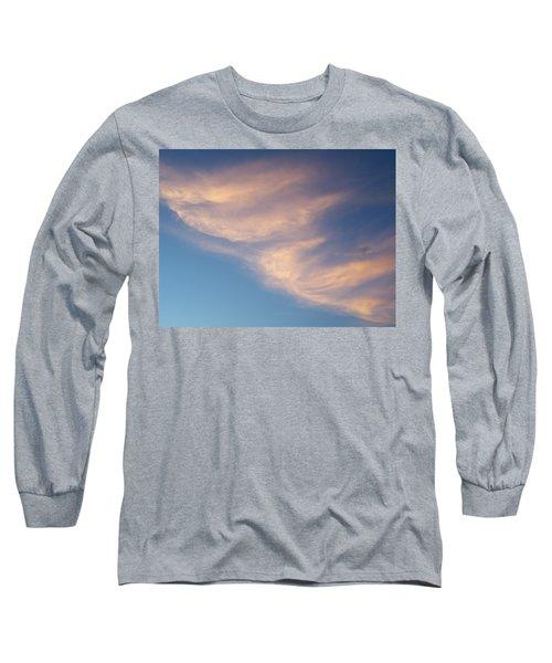 Morning Clouds Long Sleeve T-Shirt