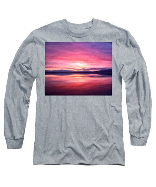 Morning Dawn Long Sleeve T-Shirt