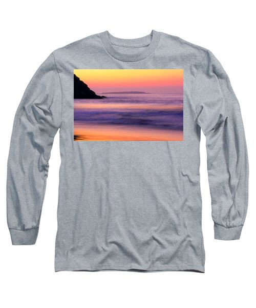 Morning Dream Singing Beach Long Sleeve T-Shirt