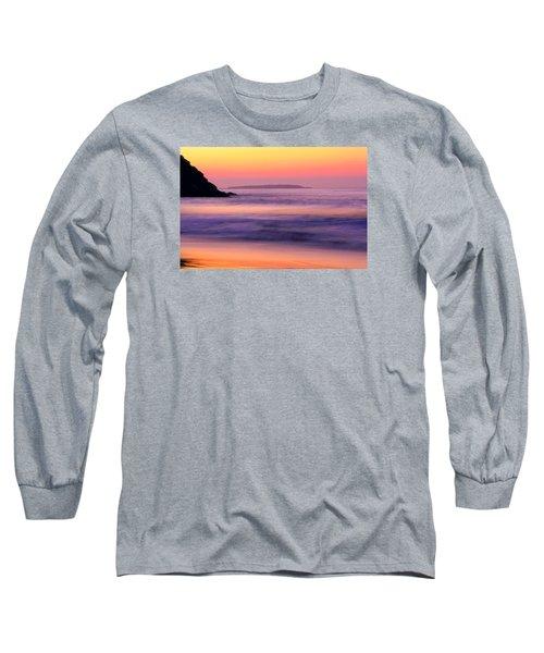 Morning Dream Singing Beach Long Sleeve T-Shirt