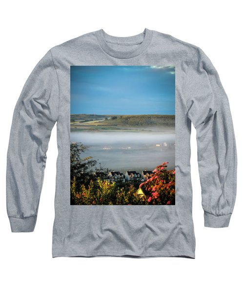 Morning Mist Over Lissycasey Long Sleeve T-Shirt