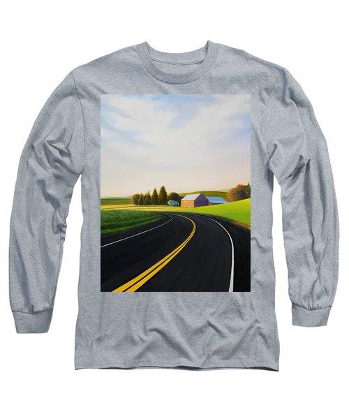 Morning Near Rosalia Long Sleeve T-Shirt