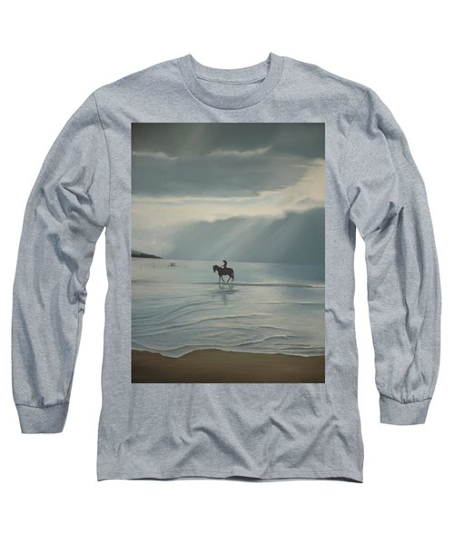 Morning Ride Long Sleeve T-Shirt