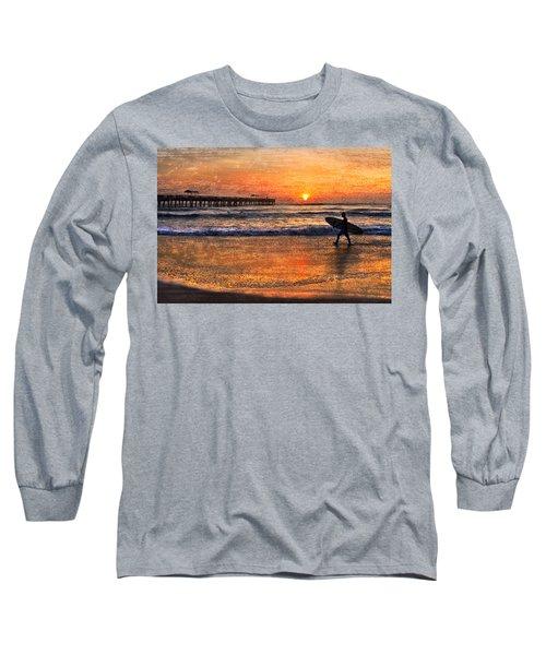 Morning Surf Long Sleeve T-Shirt