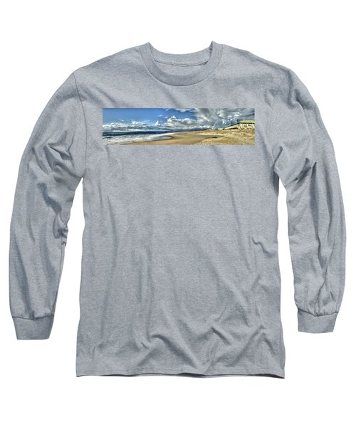 Moss Landing After The Rain 2 Long Sleeve T-Shirt