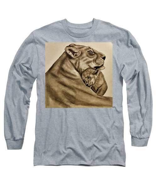 Mother And Son Long Sleeve T-Shirt