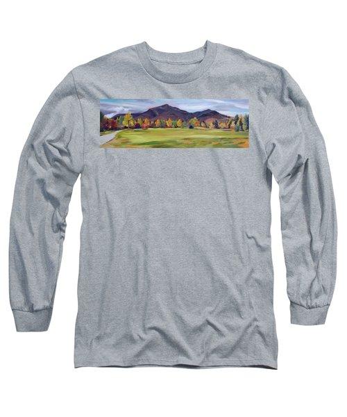 Mount Osceola New Hampshire Long Sleeve T-Shirt