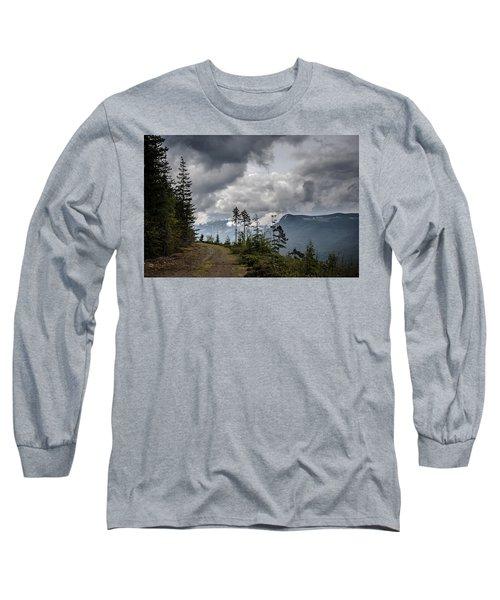Mountain High Back Roads Long Sleeve T-Shirt