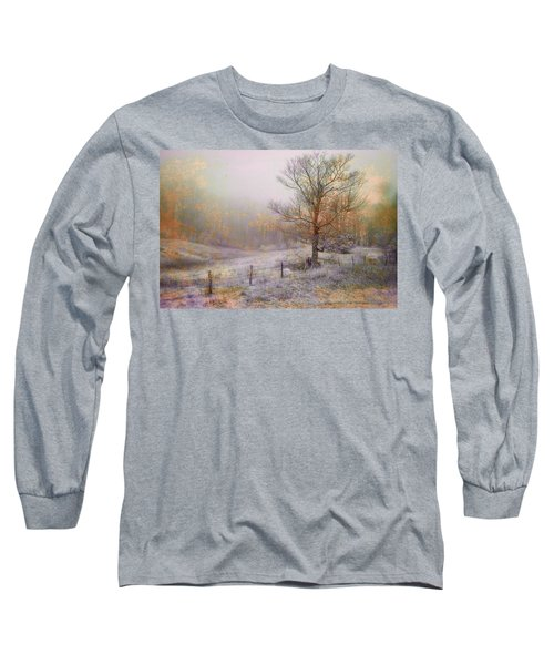 Mountain Mist II Long Sleeve T-Shirt by William Beuther