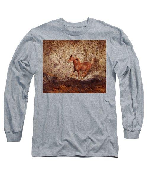 Movin' On Long Sleeve T-Shirt