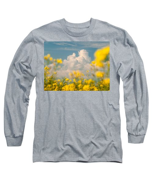 Mt Cloud Long Sleeve T-Shirt