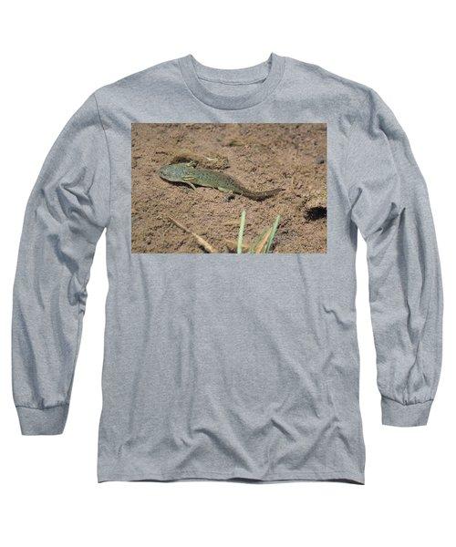 Mud Puppy Long Sleeve T-Shirt