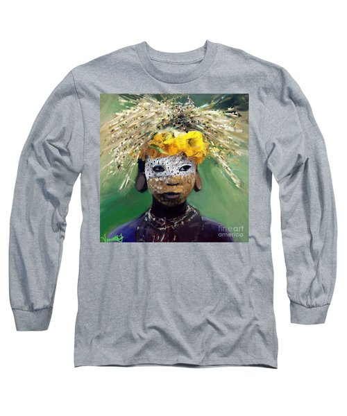 Muris Tribe Africa Long Sleeve T-Shirt