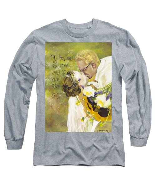 My Beloved Is Mine Long Sleeve T-Shirt