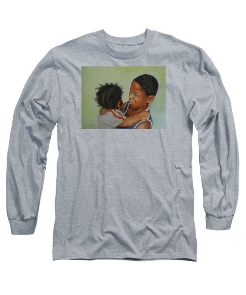 My Brother's Keeper Long Sleeve T-Shirt