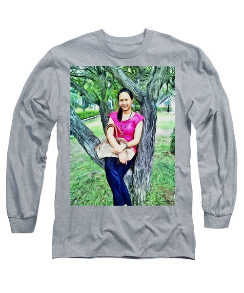 My Lovely Wife Long Sleeve T-Shirt