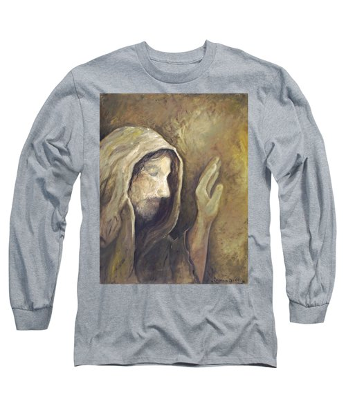 My Savior - My God Long Sleeve T-Shirt