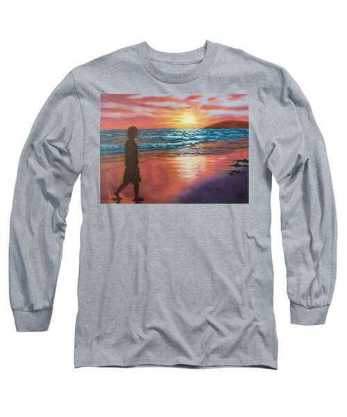 My Sonset Long Sleeve T-Shirt