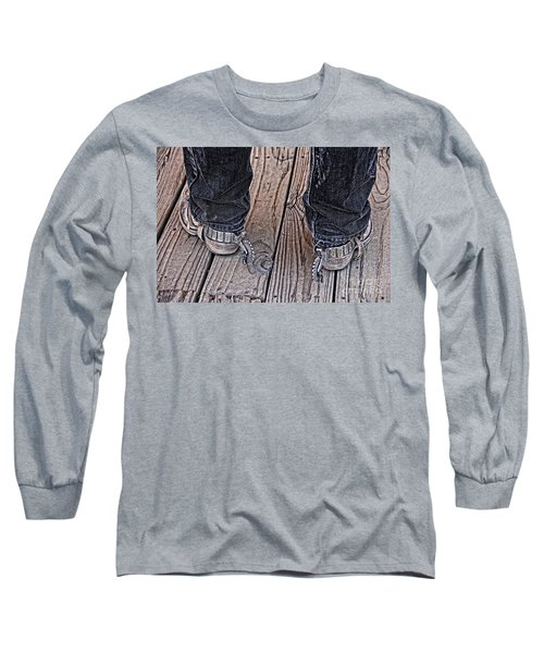 My Spurs Go Jingle Jangle Long Sleeve T-Shirt