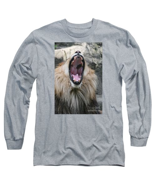 My What Big Teeth You Have Long Sleeve T-Shirt