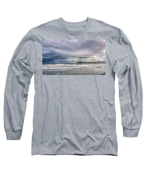 Myrtle Beach Fishing Pier Long Sleeve T-Shirt