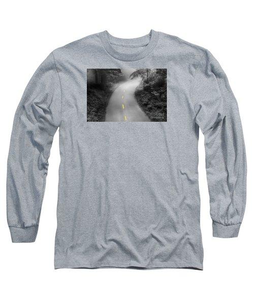 Mysterious Long Sleeve T-Shirt