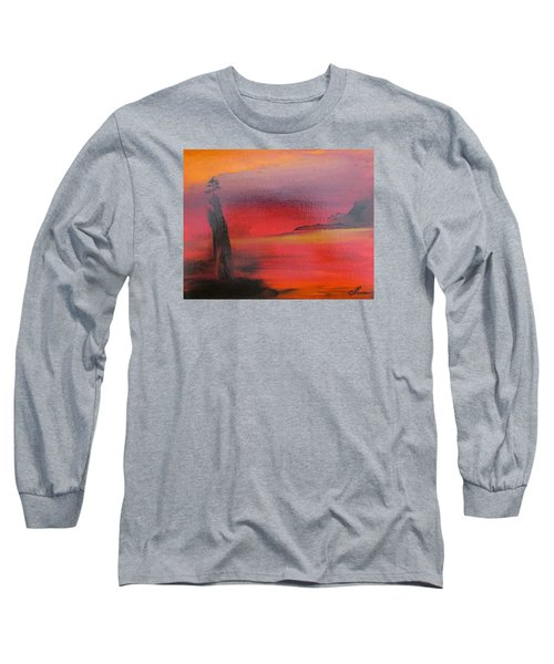 Mystery Long Sleeve T-Shirt