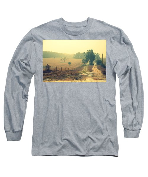 Naked Tree Farm Long Sleeve T-Shirt