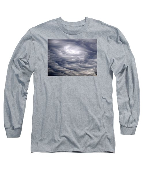 Natural Beauty 1 Long Sleeve T-Shirt by Susan  Dimitrakopoulos