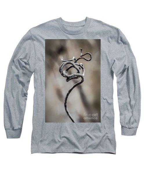 Natures Sculpture Long Sleeve T-Shirt