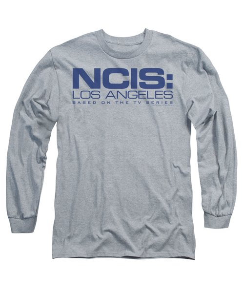 Ncis La - Logo Long Sleeve T-Shirt